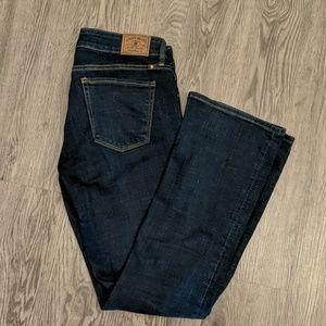 Lucky Brand Lolita Bootcut Jeans - sz 4